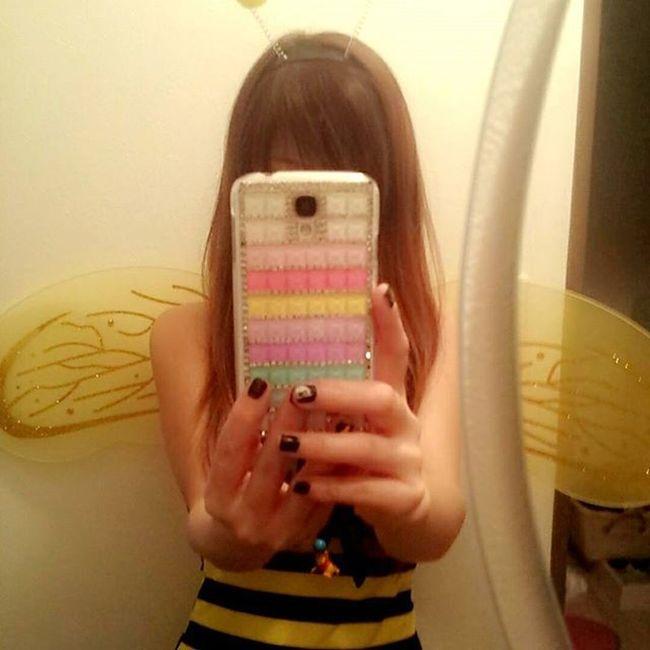 ε(*゚∇゚*)ノ゙ハジメマシテあ! スズメバチです。(°Д°)刺します♡ Minaretto Preaker Yellow Jacket スズメバチ ランジェリー