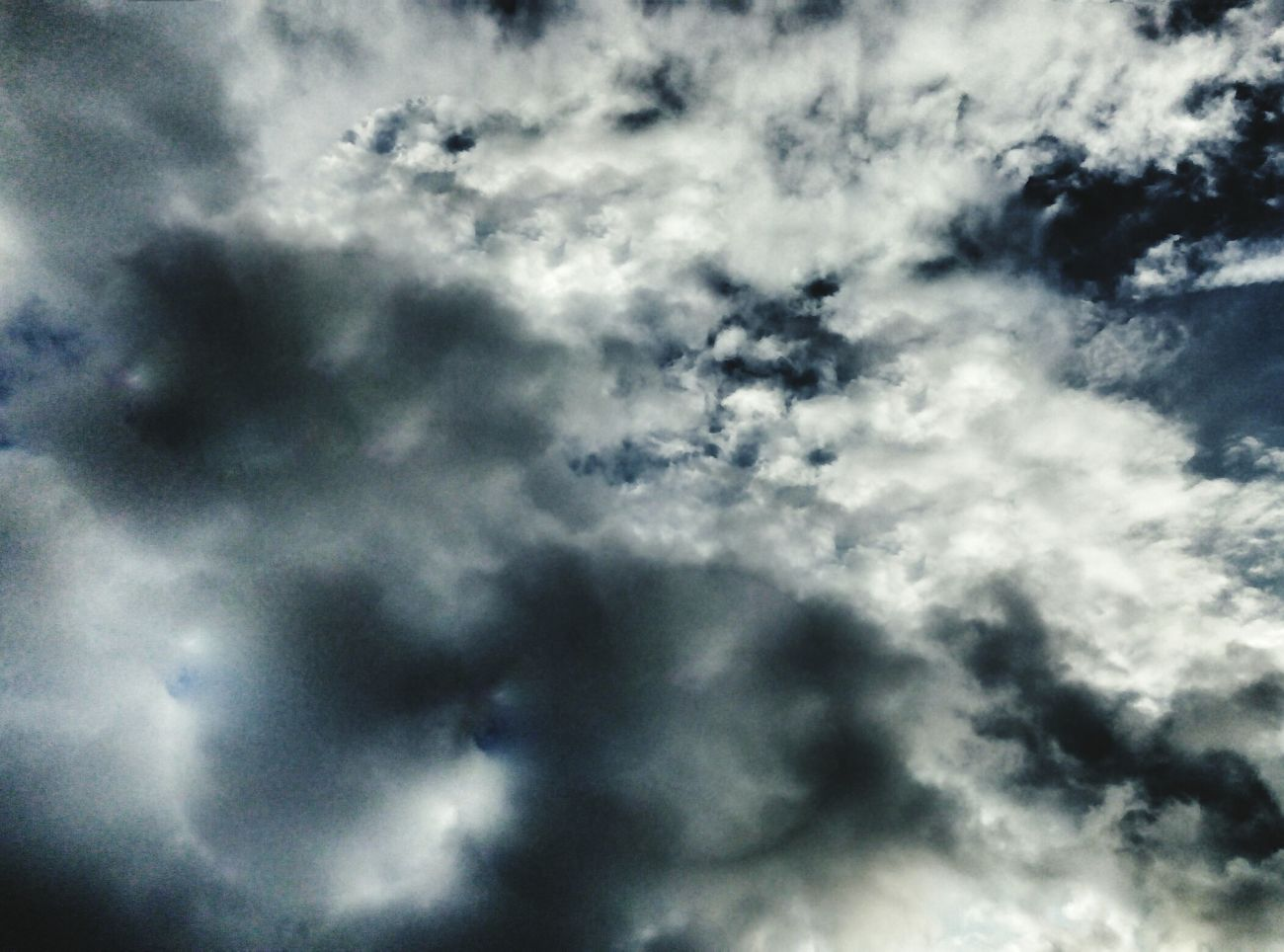 First Eyeem Photo, Clouds And Sky ,