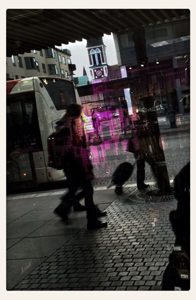 Reflection Streetphotography
