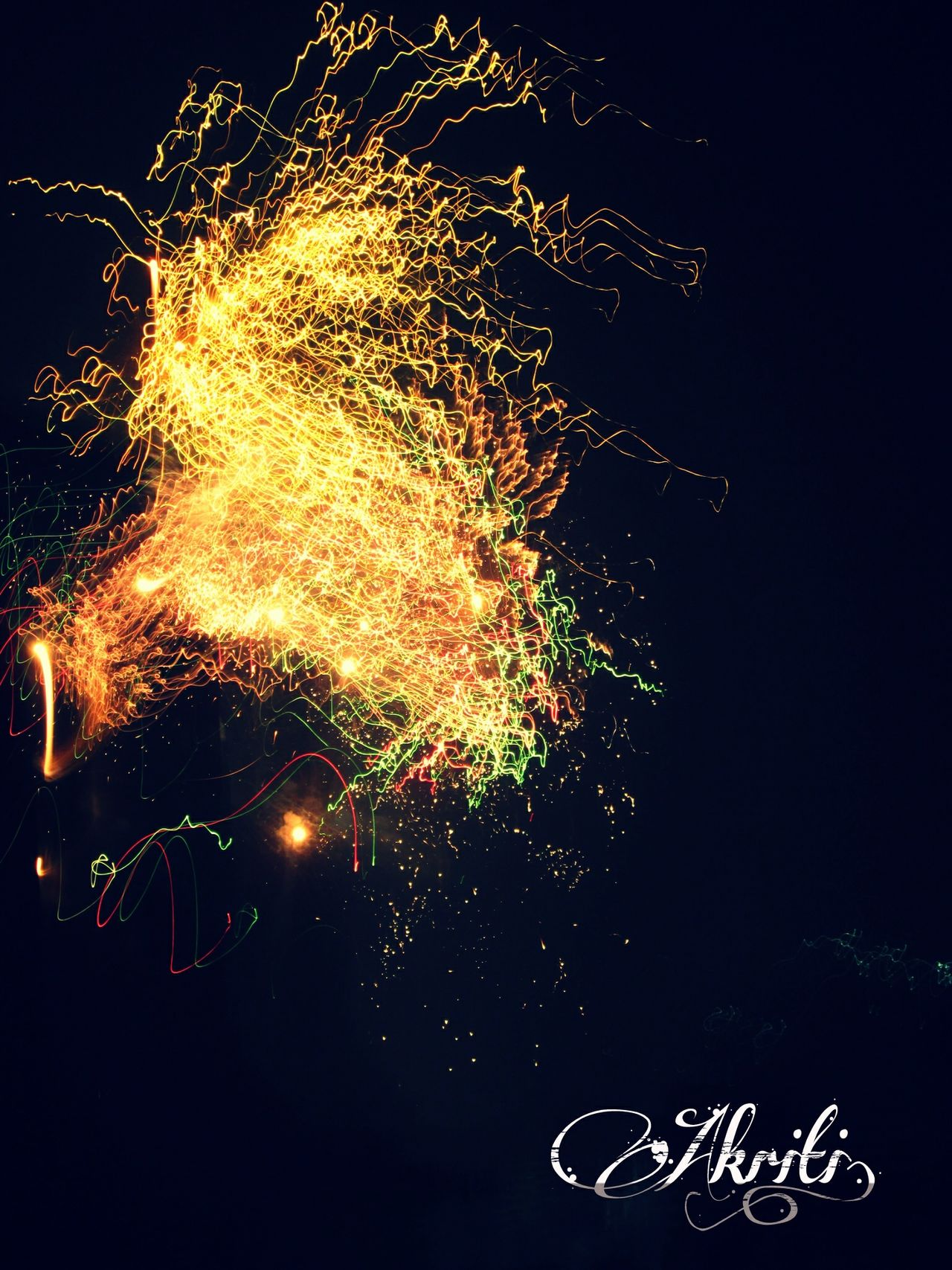 Guess What ...? This was shot by me long time ago..... N still I love dis 1.... Fireworks 🎆 doesn't it look like a horse? Perfection❤❤❤ Nature Art OpenEdit Beautiful EyeEm Gallery