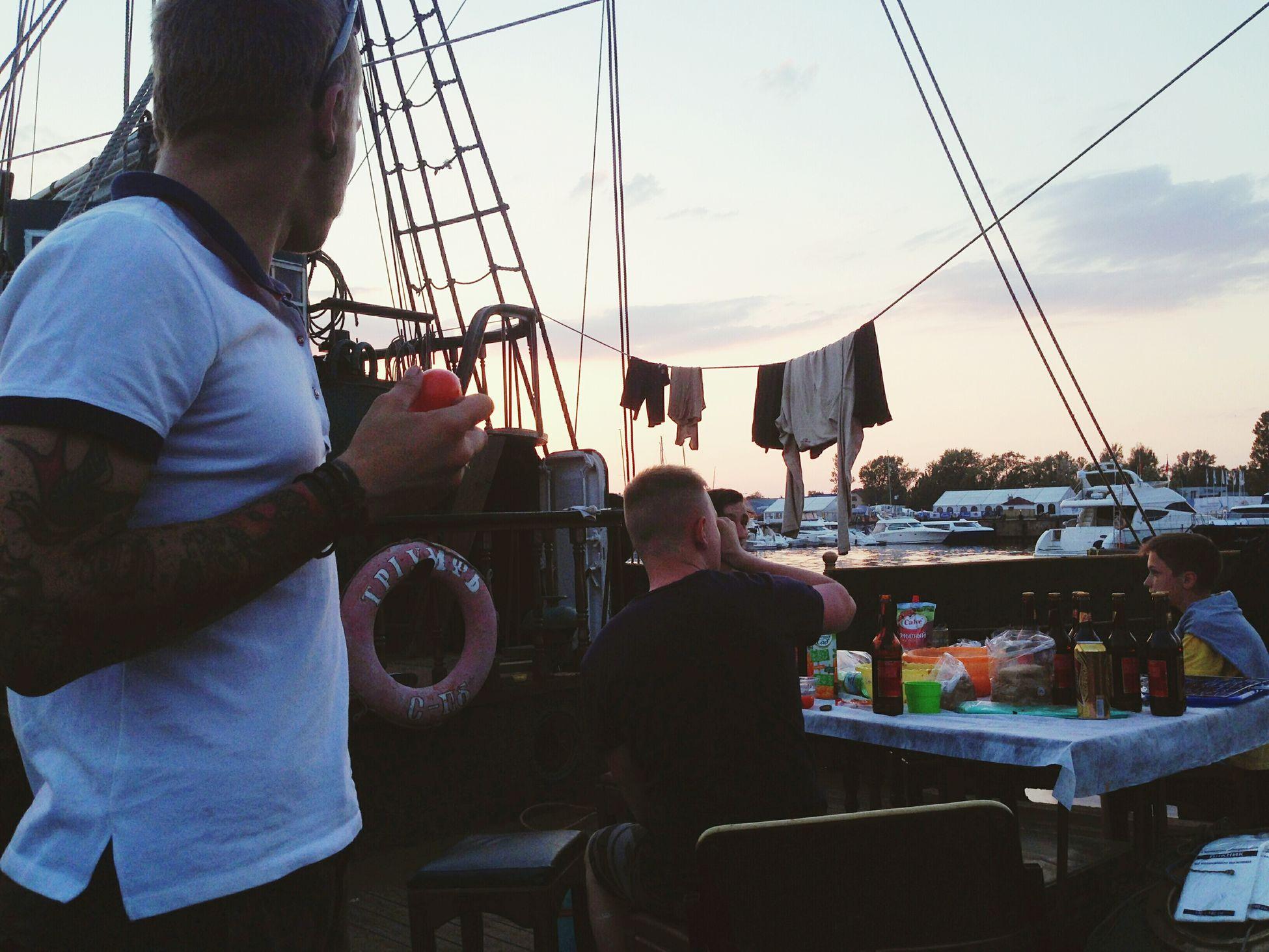 Ship Details Boys Enjoying Life Yachts