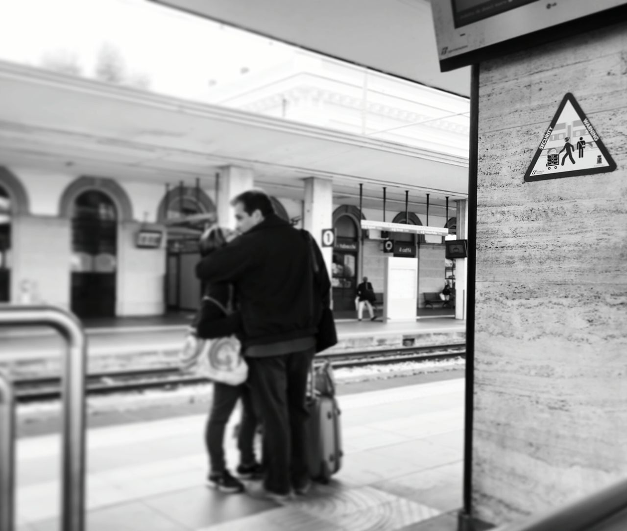 -PEOPLE- 'security warning' Black And White Collection  EyeEm Best Shots - Black + White Blackandwhitephotography Black&white Blackandwhite Photography Black And White Blackandwhite Biancoenero The Human Condition Peoplephotography People Untold Stories Black And White Photography Black & White People Of Europe People Photography Streetphotography People Of EyeEm Streetphoto Street Photography Streetphotographer Street Photo Thedayafterparis