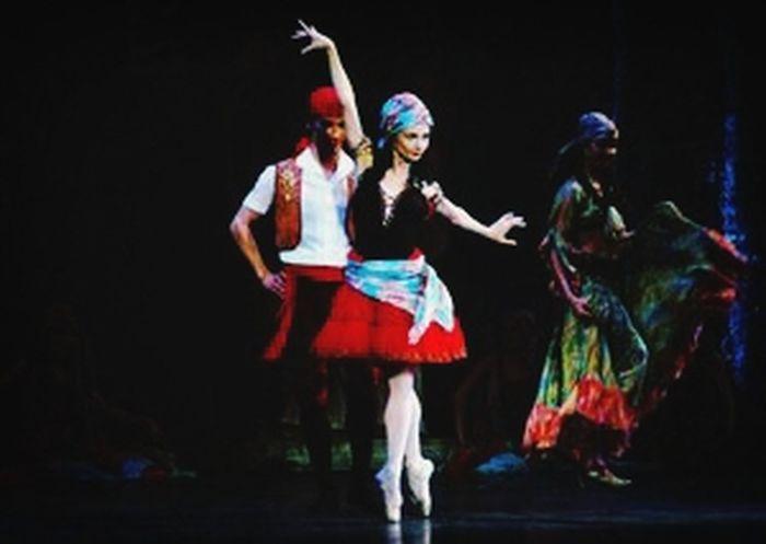 Don Quixote At The New Opera Ballet Theatre, Moscow. México.Maria Kochetkova! - ILoveYou.♡