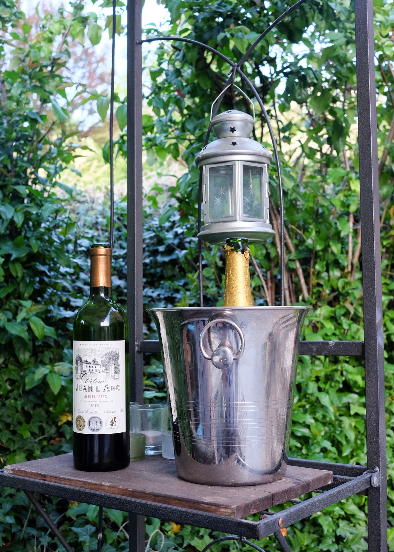Drink Drinking Wine Wine Moments Champagne Celebration Holiday Outside Outdoors