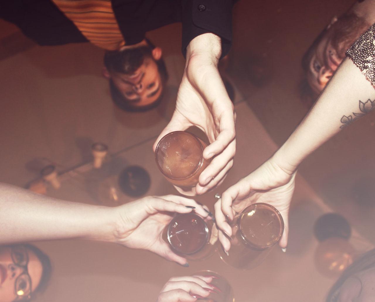 Happy Hour Drink NYE Cheers First Eyeem Photo