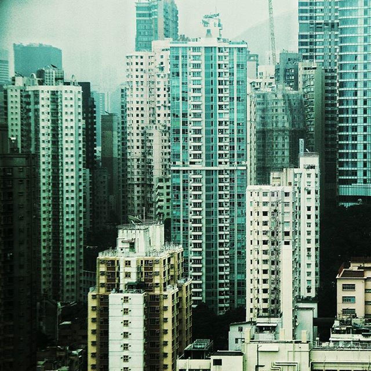 Hongkong cityscape HongKong Skyscraper Buildings City Hkig Hk Visithongkong Picoftheday Iginternational Igers Ig_travel @klikarbain