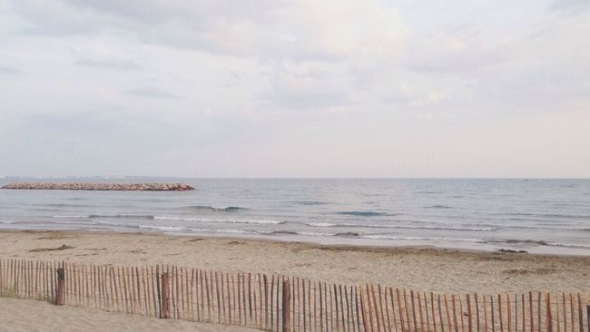La grande motte ? Beautiful View Sea Beach South Of France