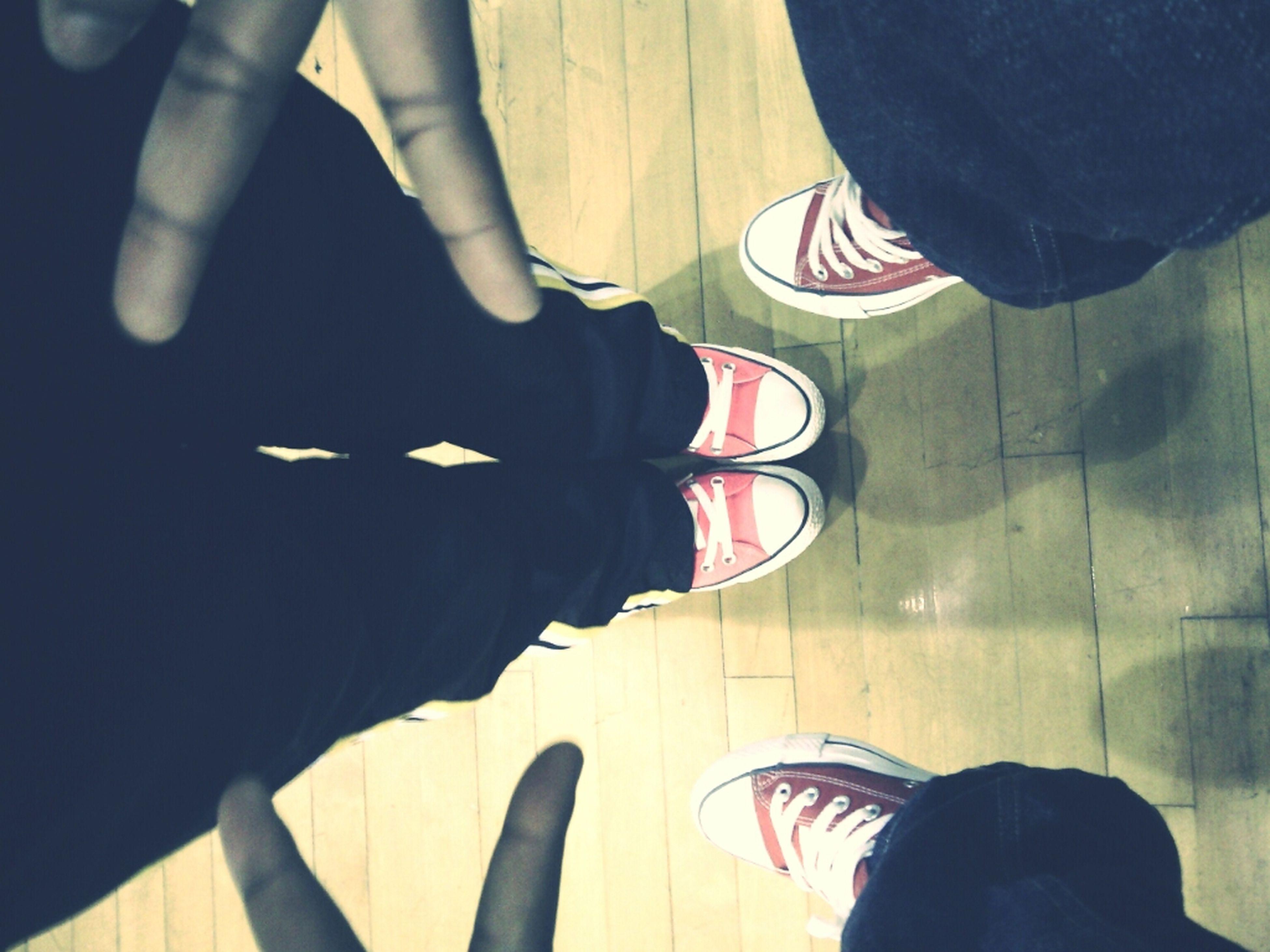 Devon & I.... Kicks Of The Day :)