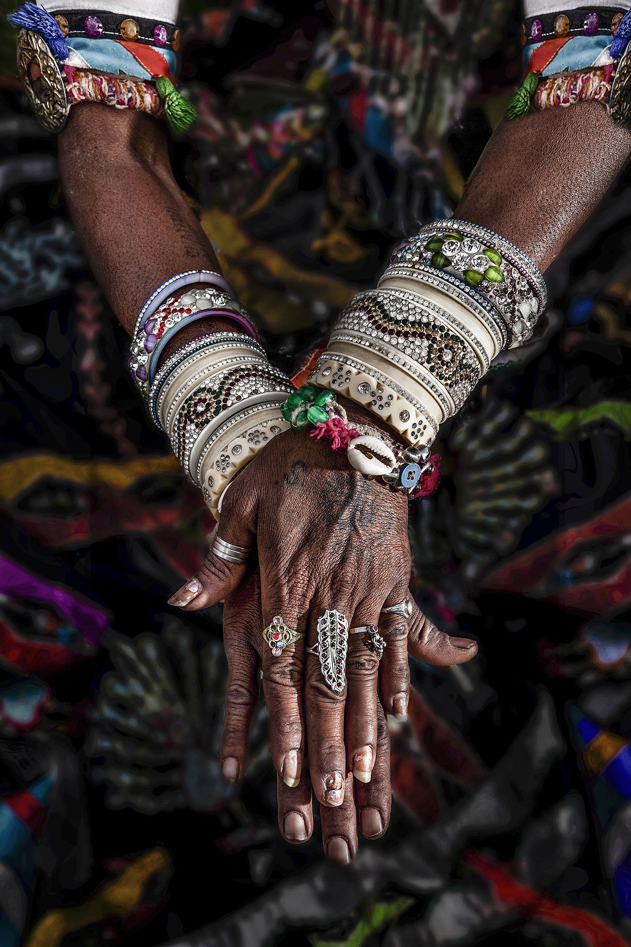 "RAJASTHANI CULTURE ""The Portraitit- 20I6 EyeEm Awards"""
