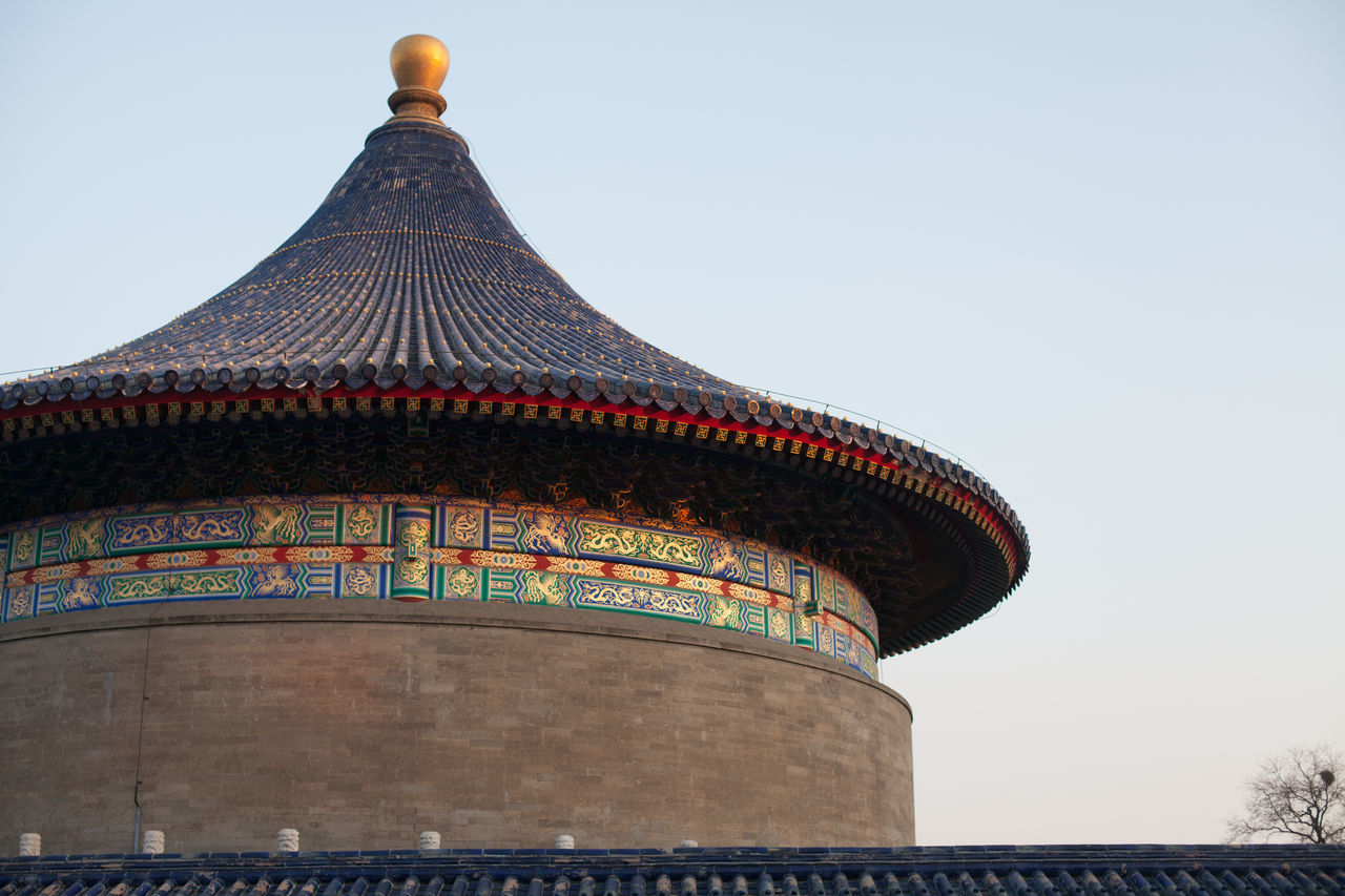 Beautiful stock photos of asia, Architecture, Building Exterior, Built Structure, Clear Sky
