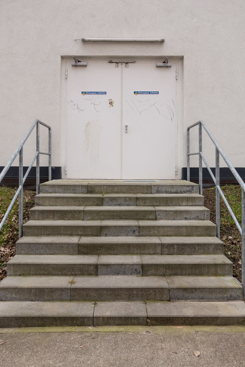 steps, steps and staircases, staircase, railing, stairs, built structure, architecture, no people, hand rail, day, outdoors, sky