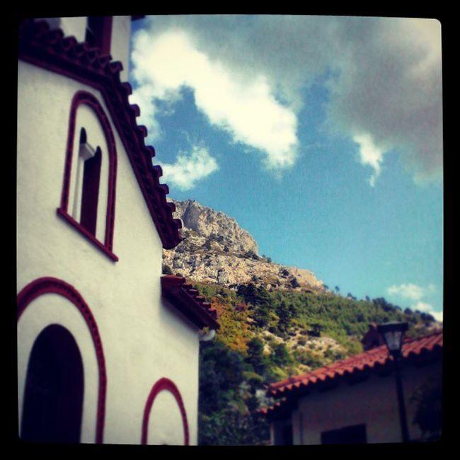 moni katsamoni Moni Monasteri Greece Athens Lifo