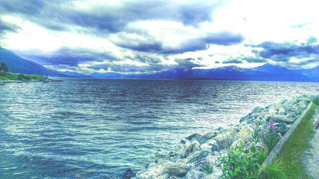 Norway 2016 Norwegian Landscape Norwaynature NorwayTourism Norway ✌ Tromsø Norwayfjords Norway Sea Cloudy Cloudscapes Cloudscape Cloud Clouds And Sky Cloudsandsky Clouds Sky Seaside Seascape Sea And Sky Seaview Sea Side