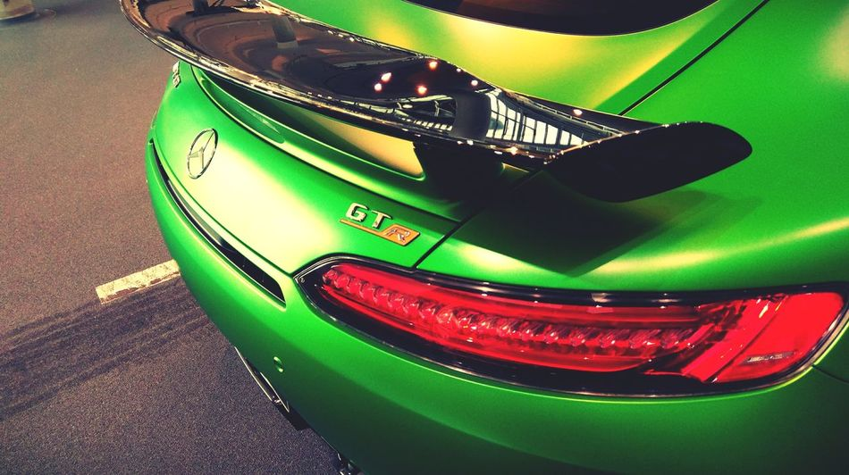 Mercedes-Benz Car Monster Beauty Automobile AMG Racecar Cant Touch This Hot Berlin AMG Power AMG GTR Close-up Check This Out That Car Tho Relaxing Thats My Baby Cool Green Hell