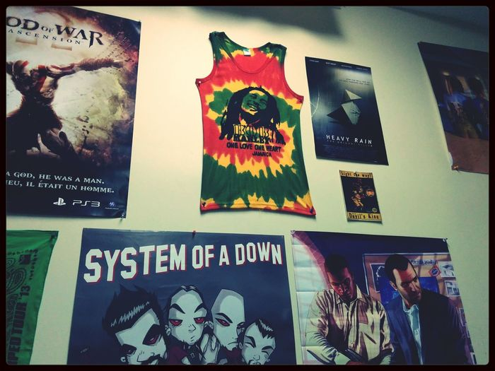 Love my wall Posters Art Decorations
