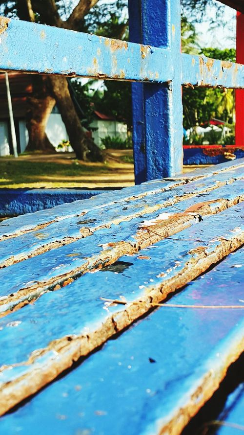 Cobalt Blue By Motorola worn out beach bench Cobaltbluebymotorola Beesofeyeem Eye4photography  EyeEmBestEdits EyeEm Best Shots