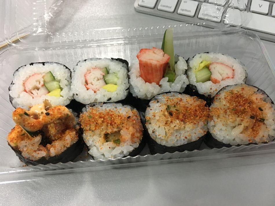Sushi Keyboard Office Desk