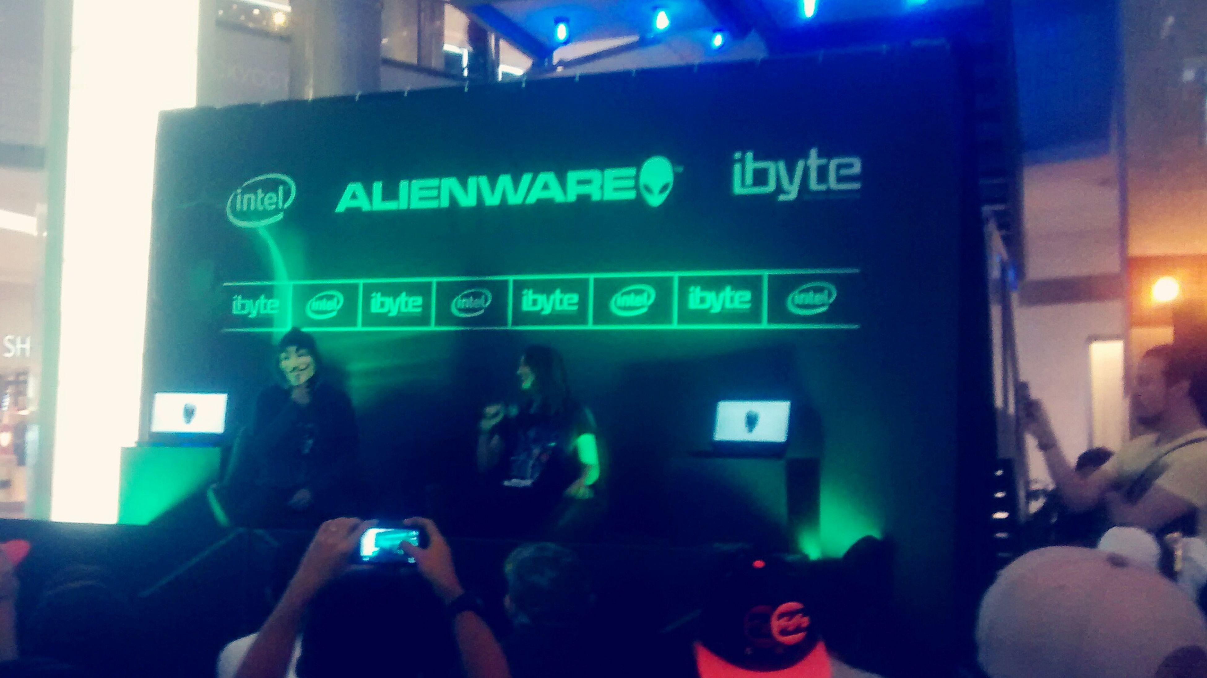 Zangadogames Alienware IbyteIguatemi Dugaraio