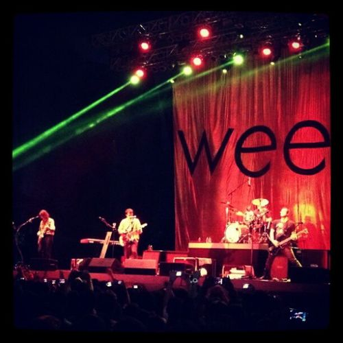 The World Has Turned And Left Me Here WeezerJKT