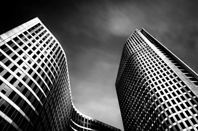 Darkness And Light De Vulpen B&w Architecture Architecture_bw Blackandwhite Black & White Long Exposure