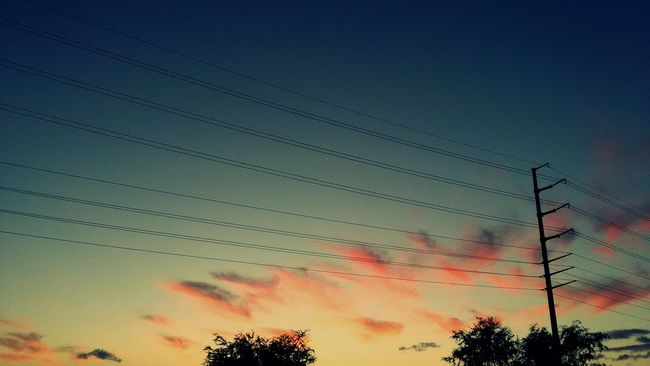 Sunset Cloud Waiting Honolulu  Hanging Out