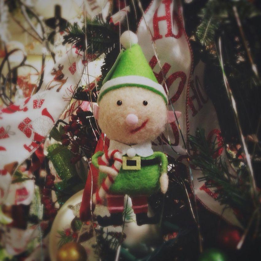 Christmas Tree Christmas IPSXmas Elf