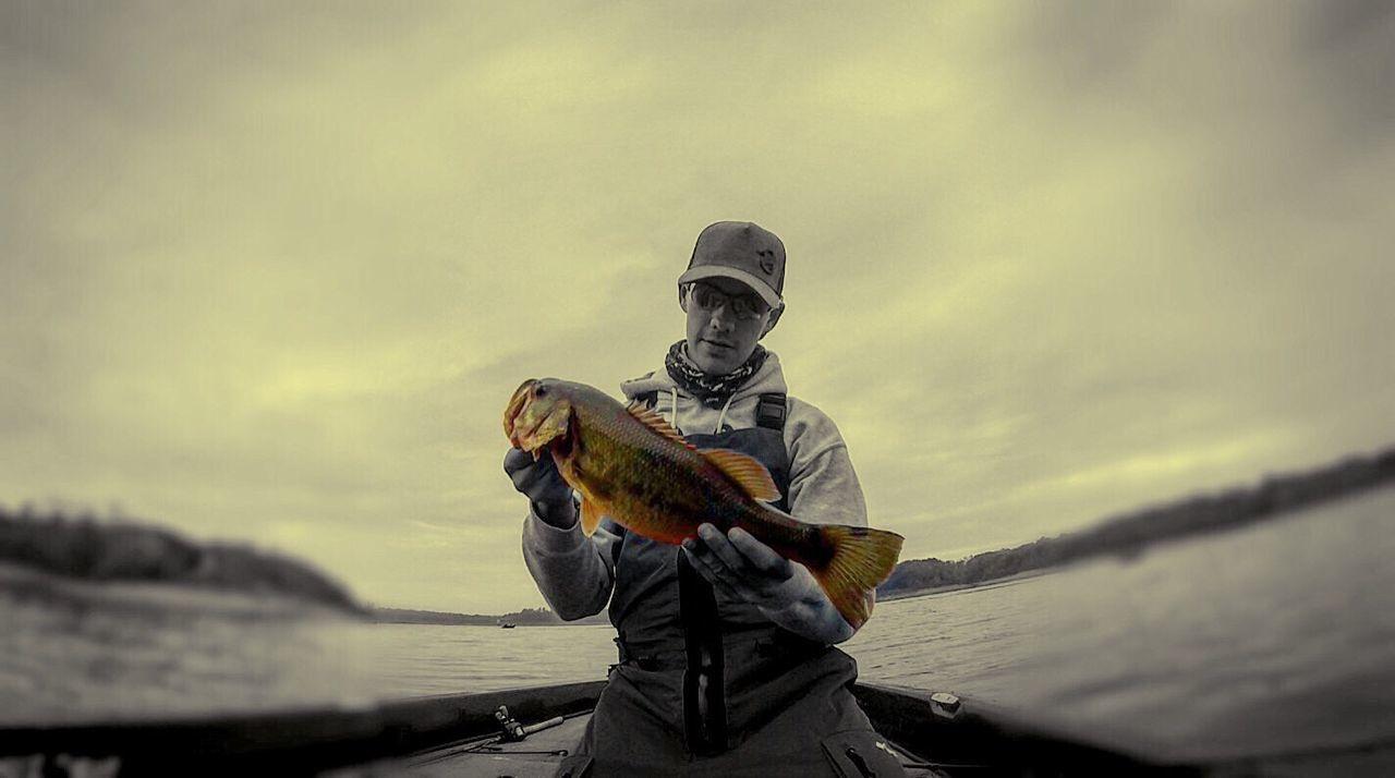 Outdoors Fishing Largemouthbass Angler