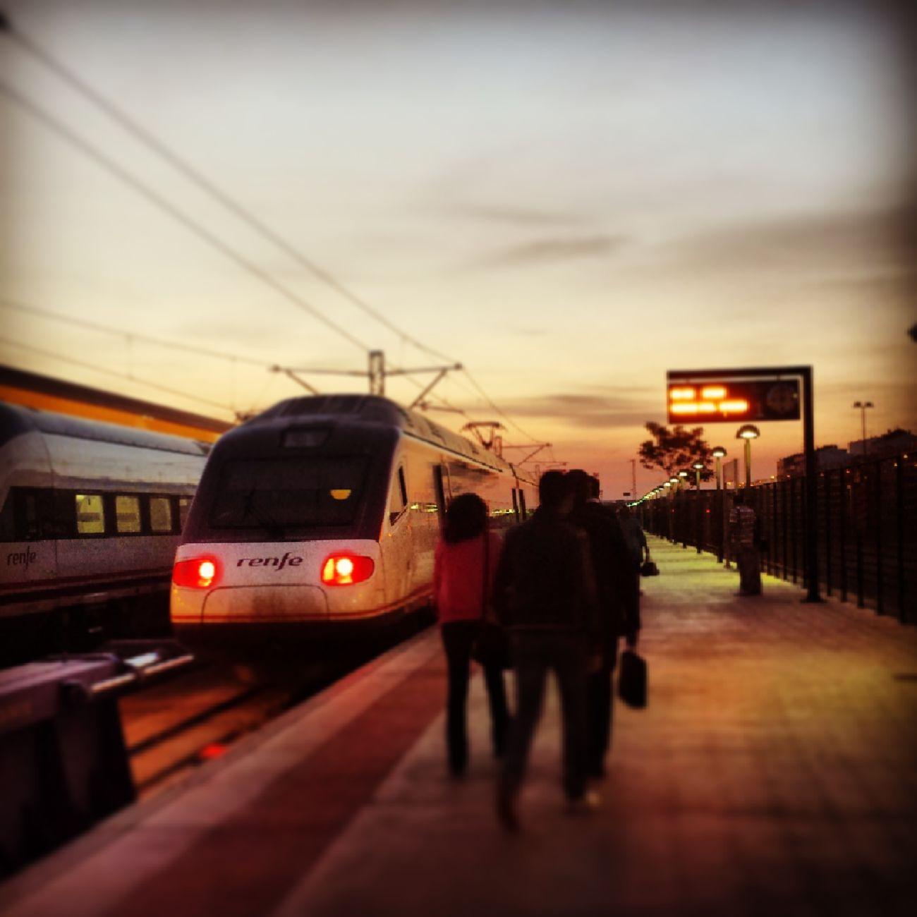 caravanas de hierro Toledo Viajar