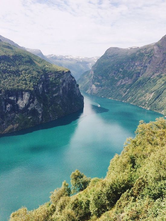 Geirangerfjord Norge Reise Travel Norway Adventure Explore Sommerfeeling Summertime Capture The Moment