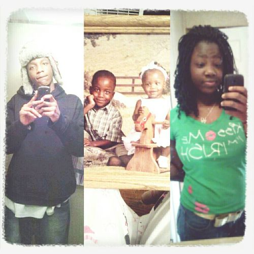 Me & My Bruthaa ; Then&Now