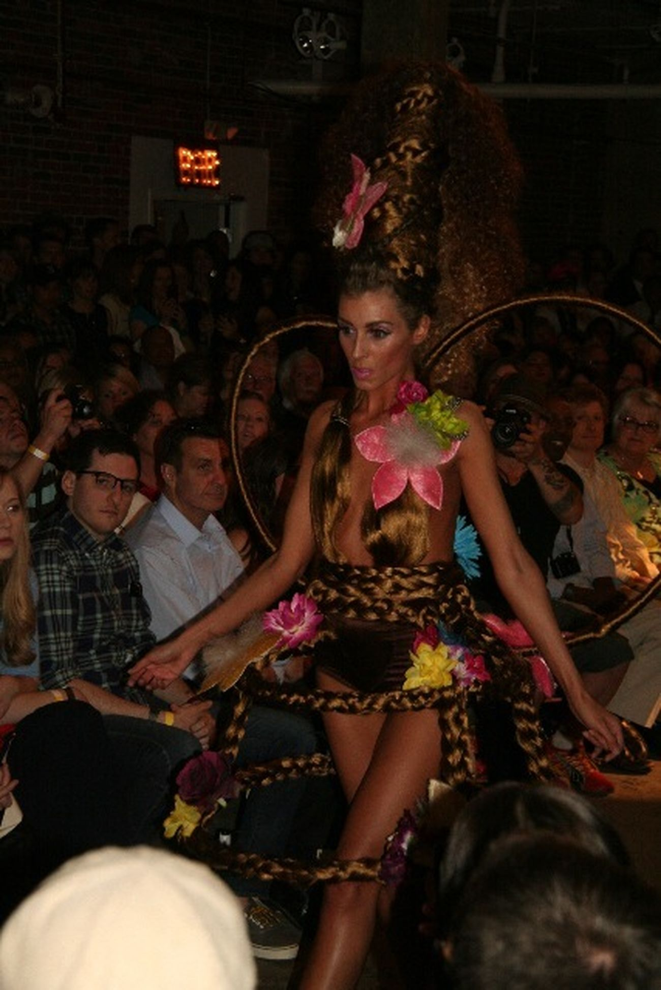 Alternative fashion week finale runway show 2014 Fashion