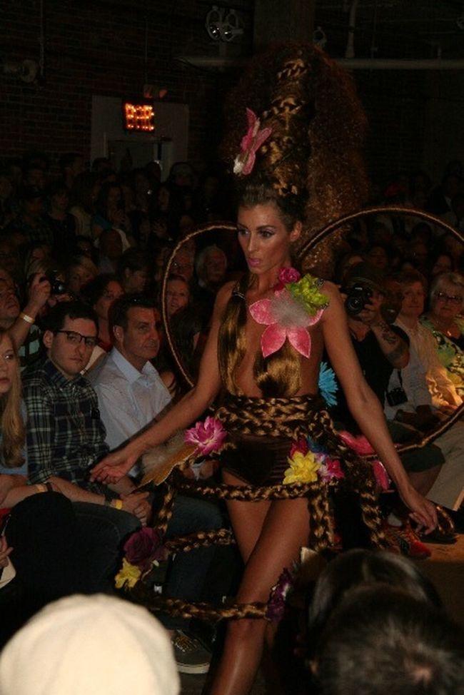 Alternative fashion week finale runway show 2014 Fashion