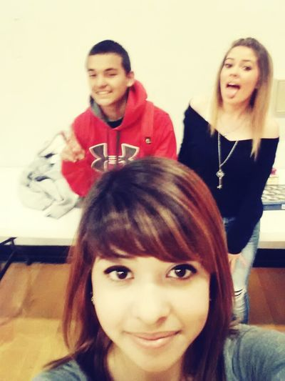 w. pedro and cindy <3