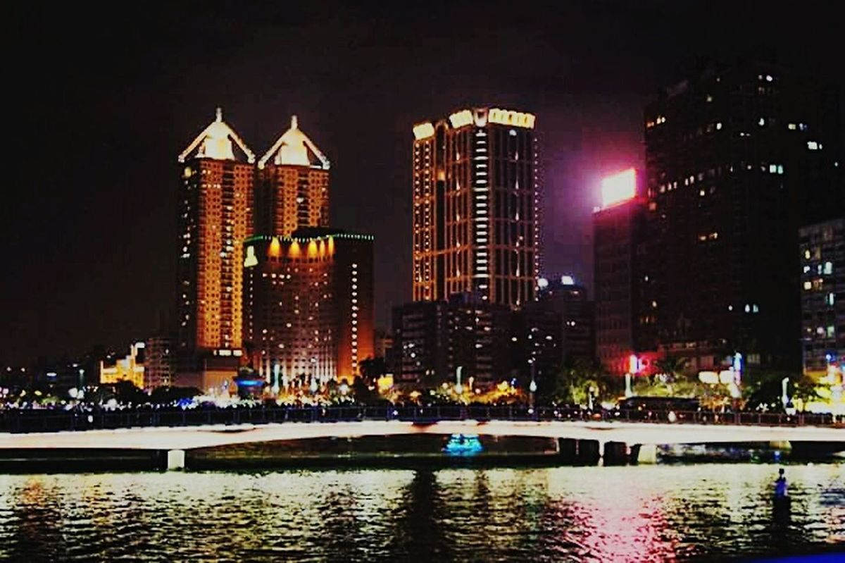 Cities At Night The View And The Spirit Of Taiwan 台灣景 台灣情 Following Kaohsiung, Taiwan EyeEm Taiwan