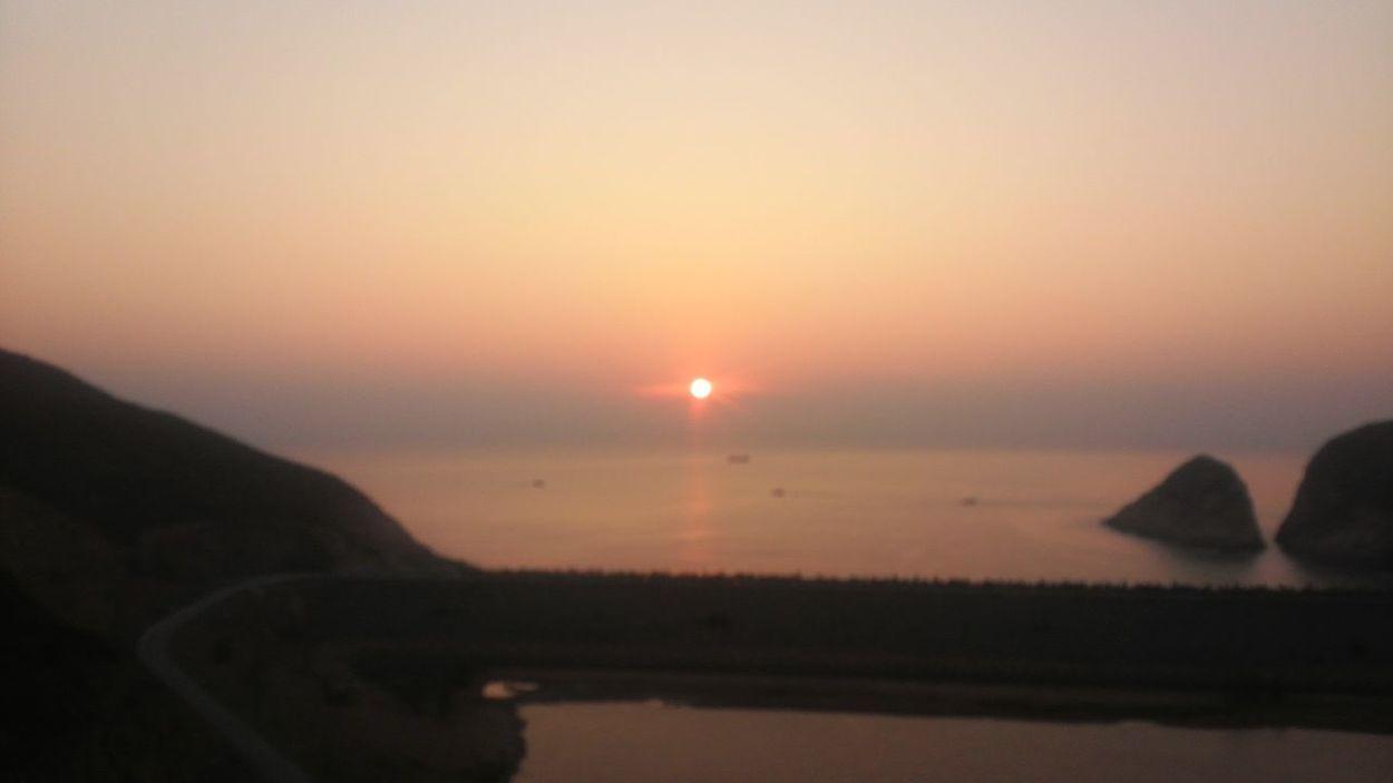 跨越1314的日出 ; sunrise of accrossing 1314; 2014 Sunrise