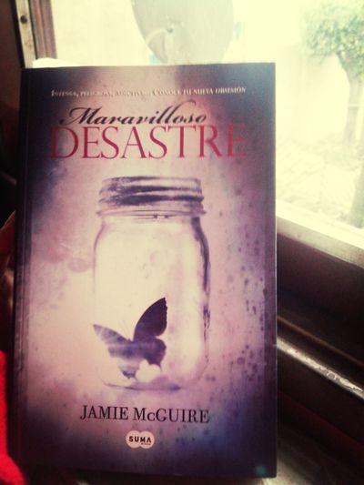 Beautiful Disaster Book MaravillosoDesastre Love