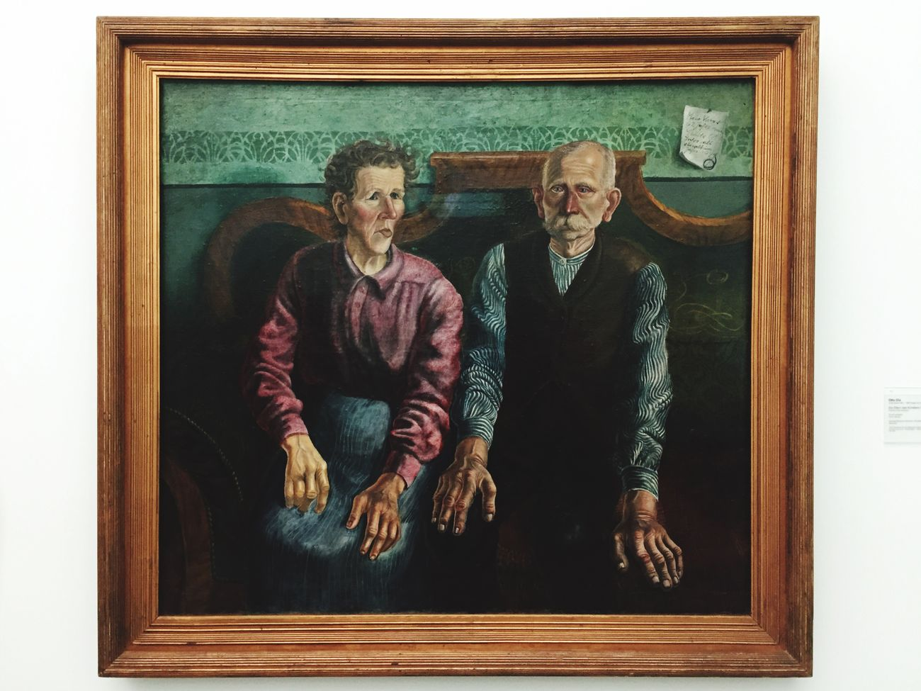 Otto Dix Hannover Parents