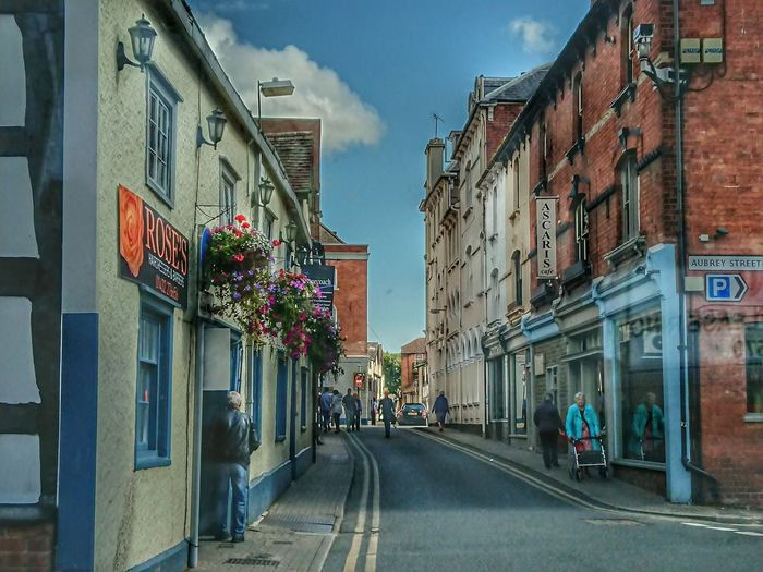 Hereford today .... Architecture Building Exterior Outdoors Sky City