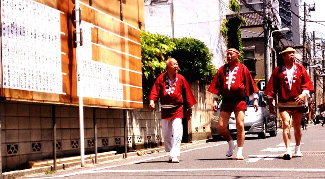 everything is Under Control in 浅草 / 三三社祭sSanja Matsuri/ rReal People/ sStreetphotography/ iIntroducing Culture Of Japan Which Must Be Left To The Future…… 未来に残す日本の文化