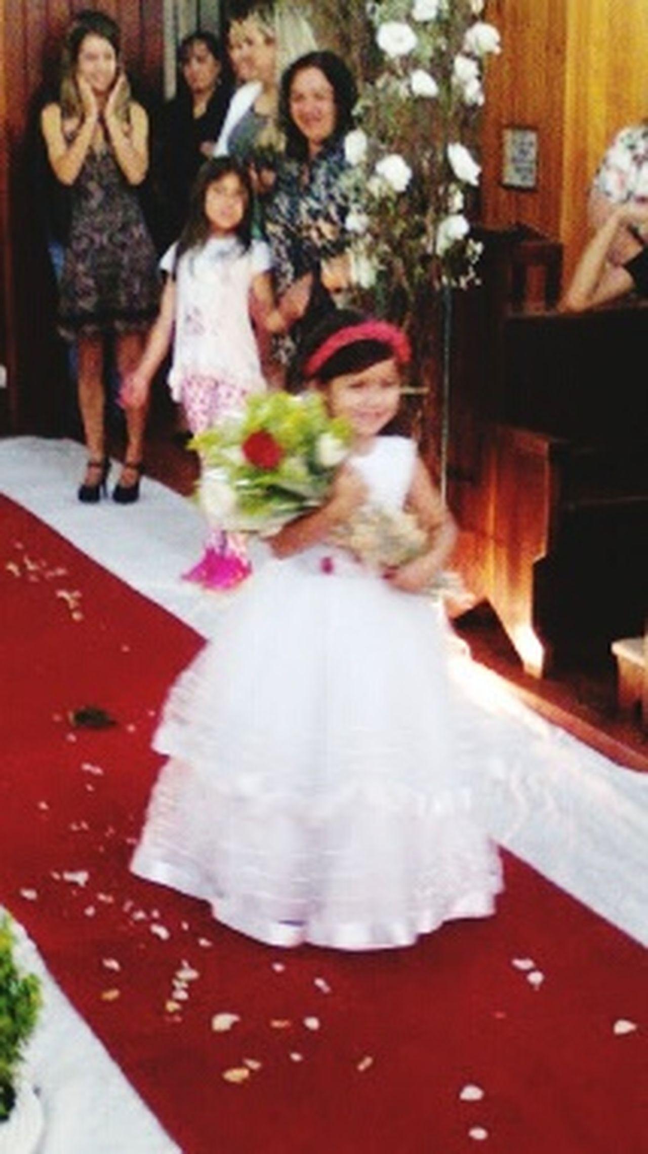 Filha ♥ Maebabando Linda 💜 Casamento Festa casamento jeanine e david