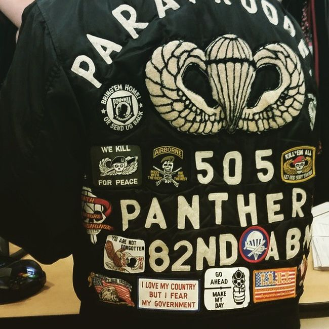 Bruh Panther 505 Armed Carfull Tryme Paratrooper America Goberment Oldschool WTF
