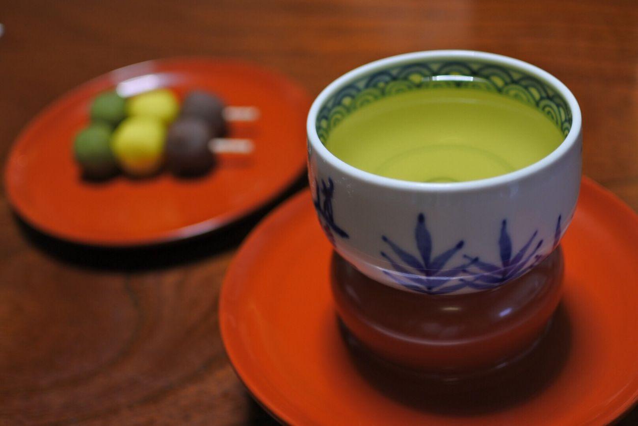 道後温泉本館 夏目漱石 愛媛 茶菓子 和心