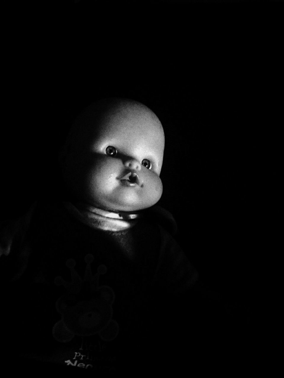 childhood, baby, black background, innocence, indoors, babyhood, cute, studio shot, toddler, front view, one person, close-up, boys, lifestyles, headshot, night, babies only, people