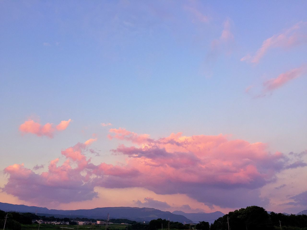 Sunset #sun #clouds #skylovers #sky #nature #beautifulinnature #naturalbeauty #photography #landscape Twilight Sky Sunset And Clouds  Summer Clouds Summer 2016 Summer Sky And Clouds