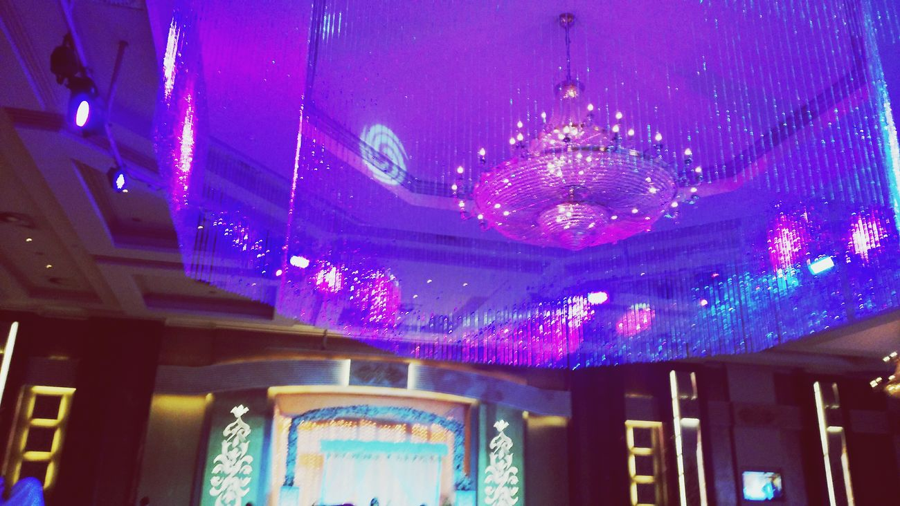EyeEmNewHere Illuminated Celebration No People Wedding Chandelier Lights Party - Social Event Weddinginspiration Weddingparty Wedding Flowers