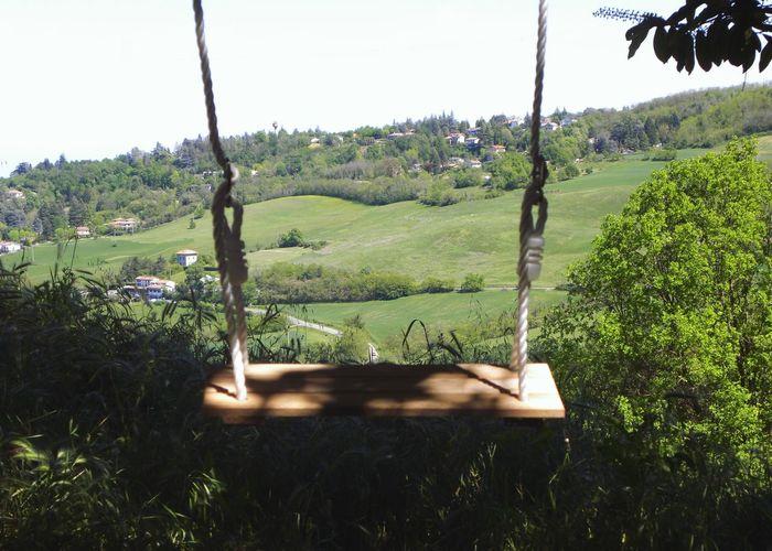 Italy Bobbio Altalena Swing Fly Myplace Break The Mold AI Now