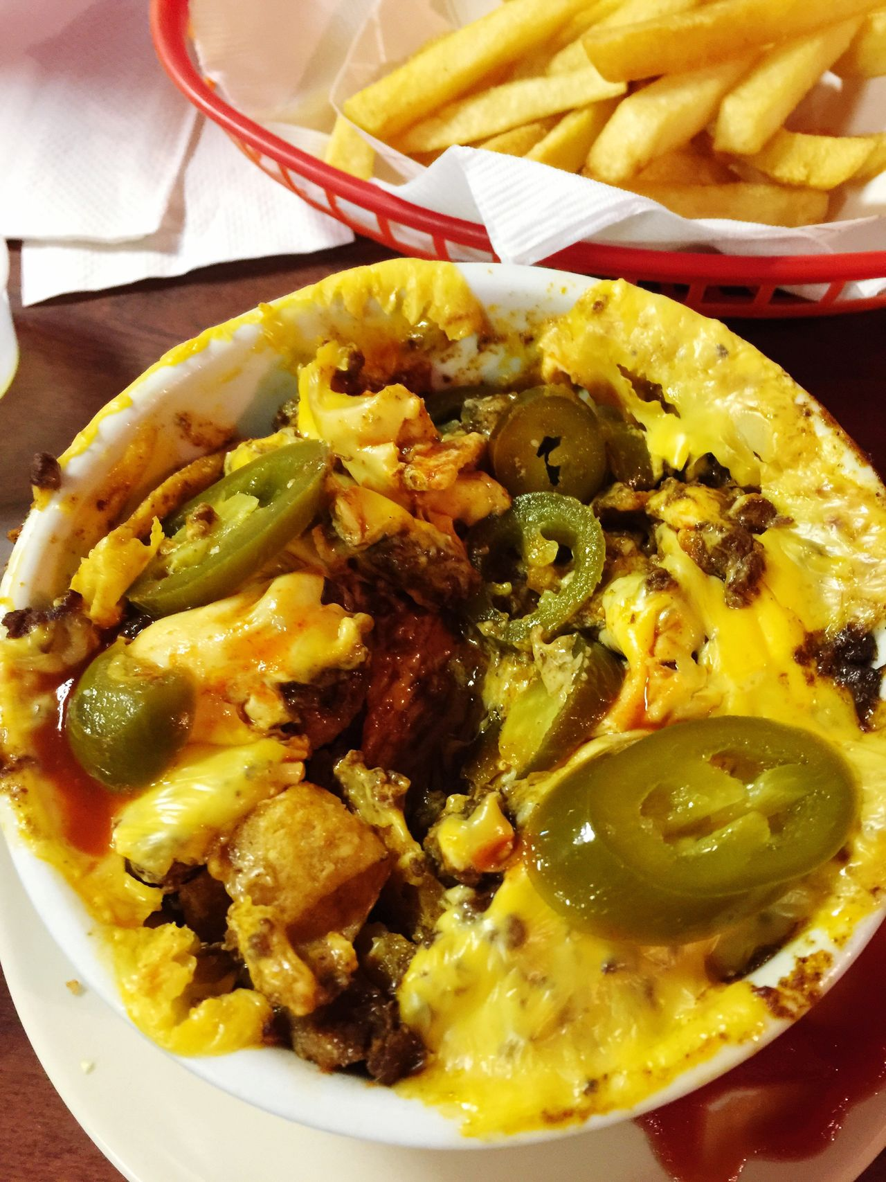 Food Galveston Sonny's Food Porn Frito Pie Chili  Jalapeños