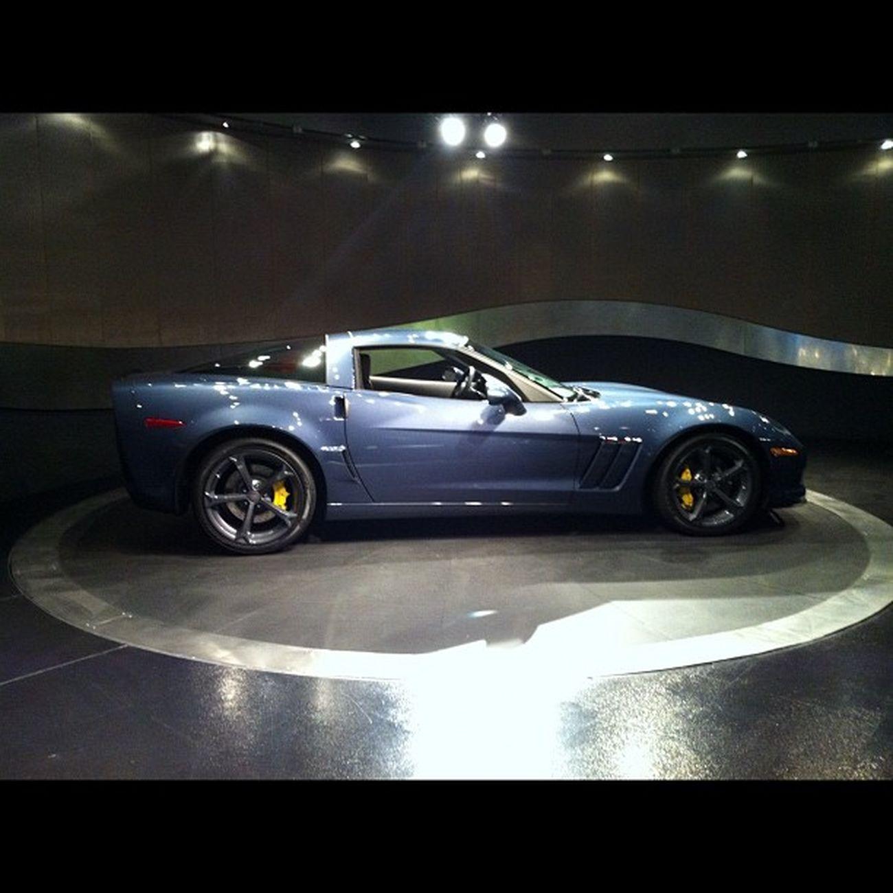 Testtrack Epcot Corvette Vette