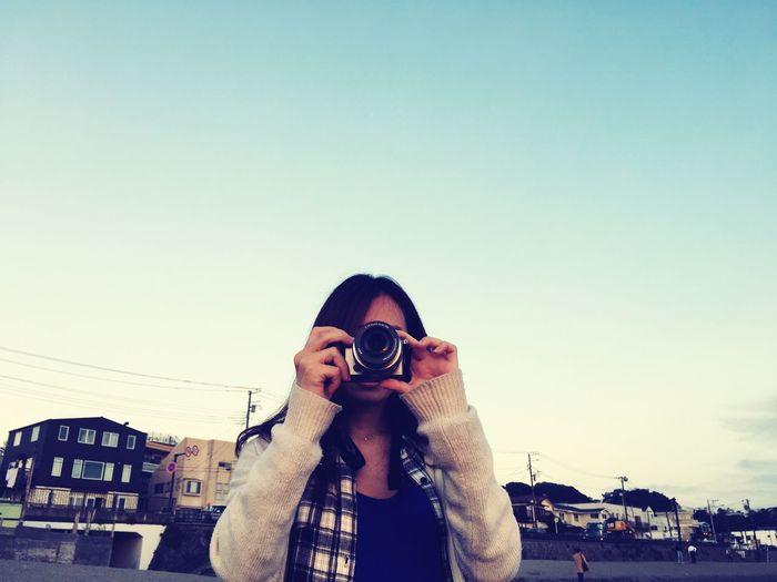 Wife Camera Lifestyles Sony Sonya5100 5100 α5100