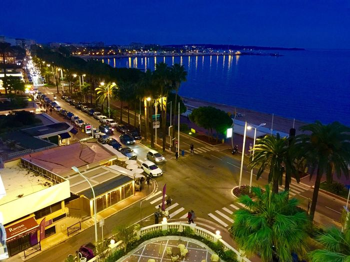 Cannes at night. France Traveling Europe Beach Frenchriviera Côte D'Azur Landscape Taking Photos Photography